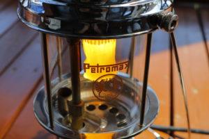 ペトロマックスHK500は初心者でも扱えられるか検証
