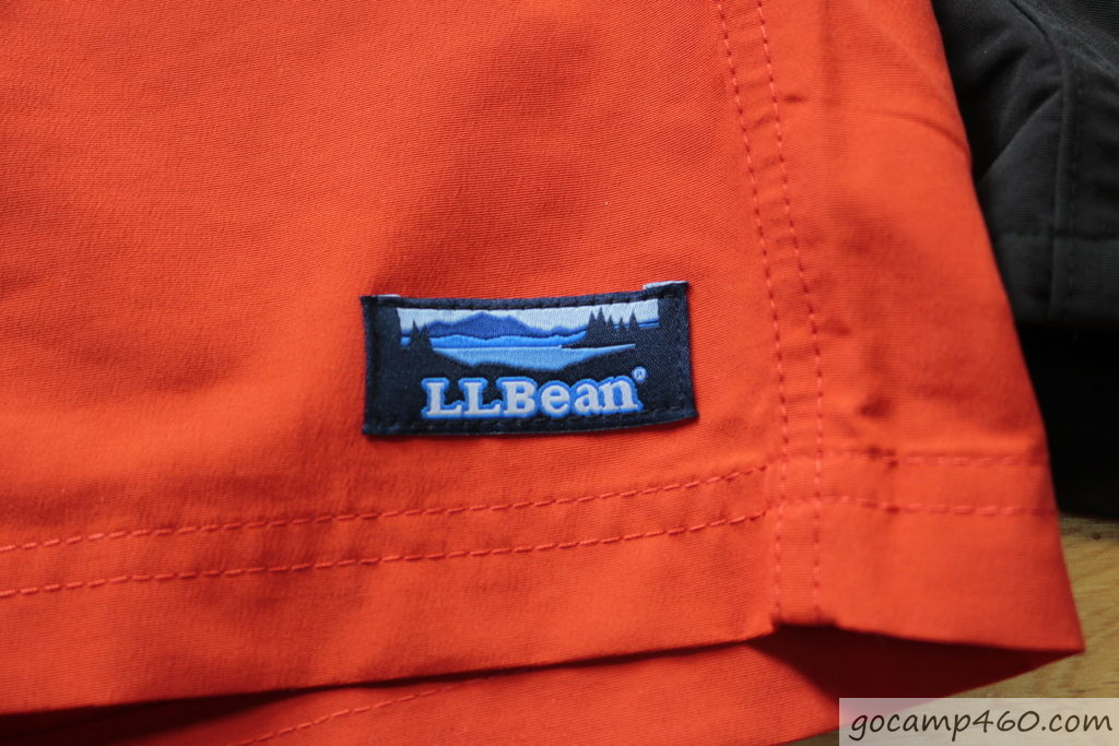 LL Beanのカタディン山のロゴ