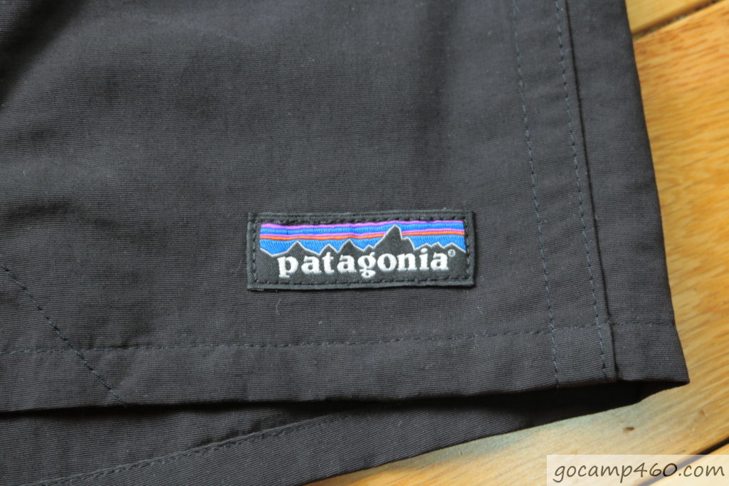 patagoniaのP-6ロゴ